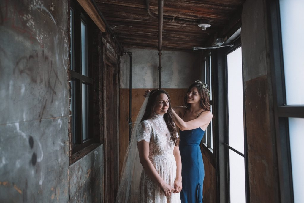 The Greenpoint Loft, The Greenpoint Loft Wedding, The Greenpoint Loft Wedding Photos, Greenpoint Loft Wedding, Brooklyn Wedding Photographer, Best New York Wedding Photographer, Brooklyn Loft Wedding, Brooklyn Wedding Coven, Brooklyn Bride, Shareen Bridal,