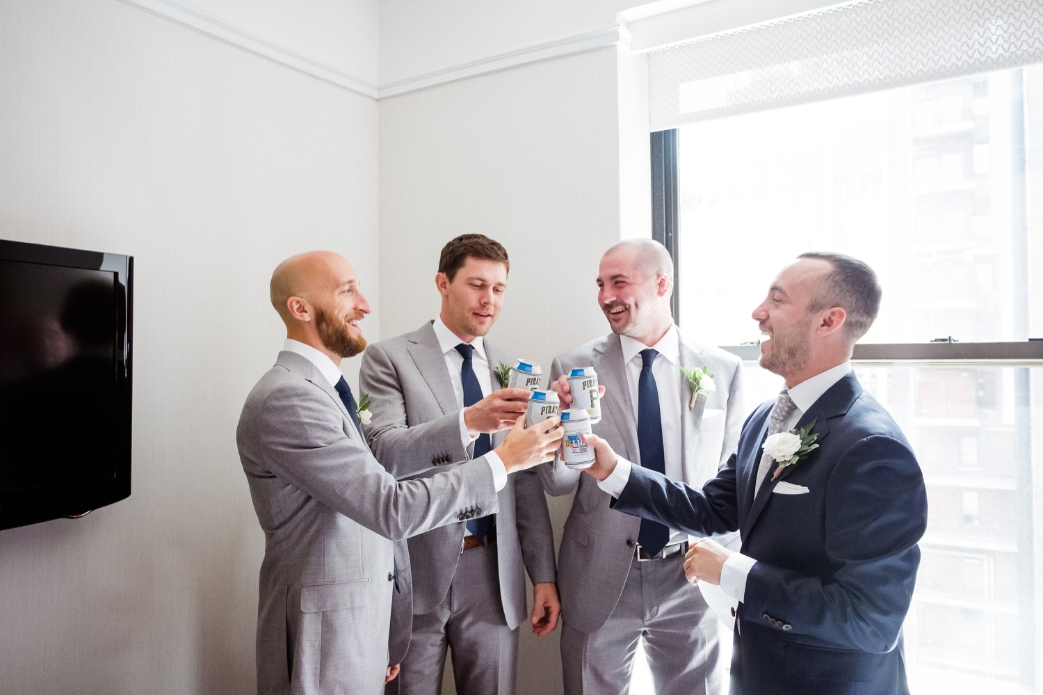 The Redbury Hotel, The Redbury Hotel Wedding, The Redbury Hotel Wedding Photos, Manhattan Wedding, Manhattan Wedding Photographer, Best NYC Wedding Photographer, New York City Wedding, Manhattan Groomsmen
