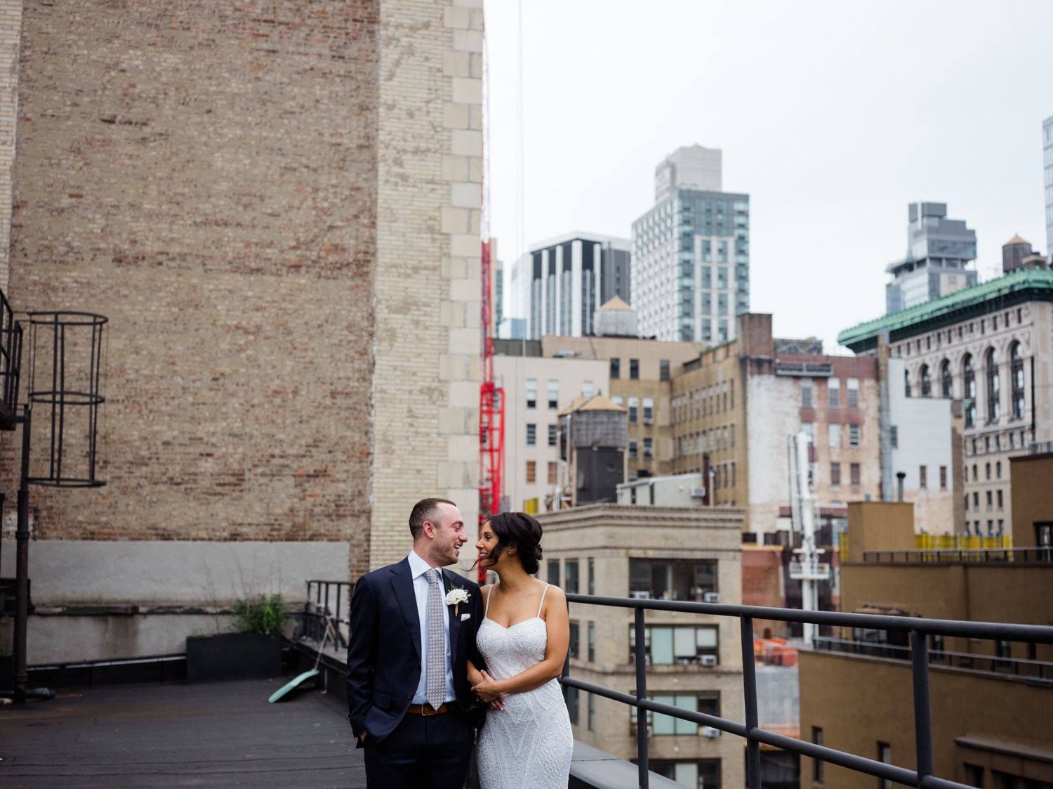 The Redbury Hotel, The Redbury Hotel Wedding, The Redbury Hotel Wedding Photos, Manhattan Wedding, Manhattan Wedding Photographer, Best NYC Wedding Photographer, New York City Wedding, Manhattan Wedding Portraits, NYC Rooftop Wedding Portraits, Pregnant Bride,