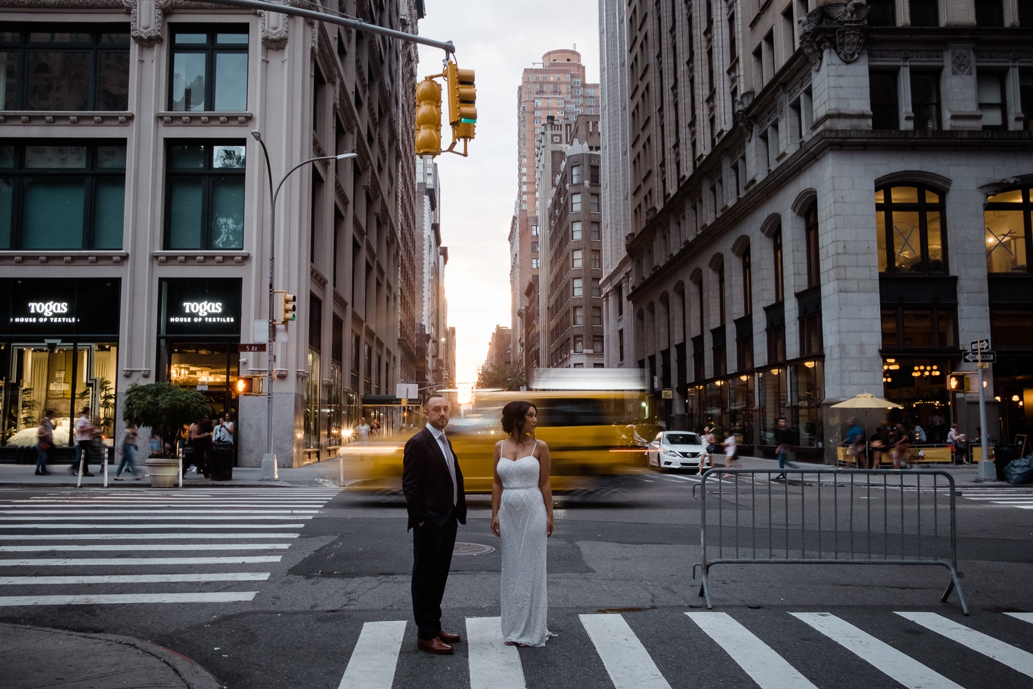 The Redbury Hotel, The Redbury Hotel Wedding, The Redbury Hotel Wedding Photos, Manhattan Wedding, Manhattan Wedding Photographer, Best NYC Wedding Photographer, New York City Wedding, Manhattan Wedding Portraits, NYC Wedding Portraits, Street Wedding Photography,